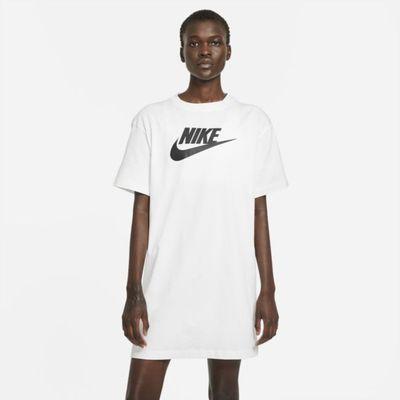 Sukienka damska Nike Sportswear Essential - Biel