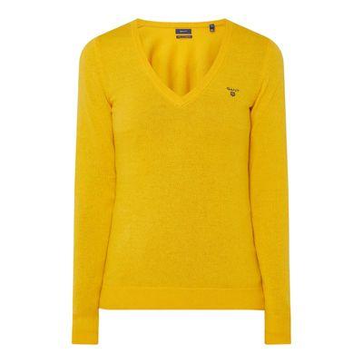 Gant Sweter z wełny jagnięcej
