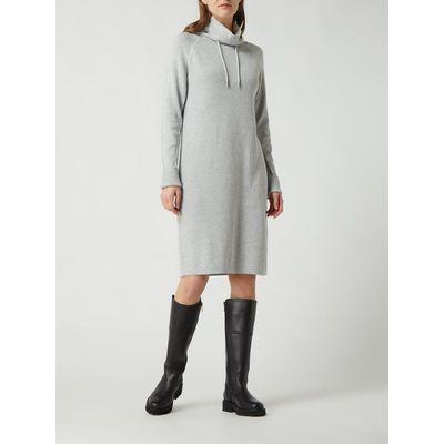 edc By Esprit Sukienka z dzianiny z bawełny ekologicznej