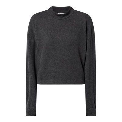REVIEW Bluza z obniżonymi ramionami