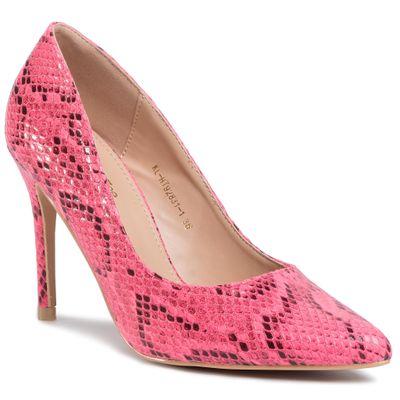 Szpilki DEEZEE - KL-HT92831-1 Pink