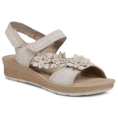 Sandały INBLU - LIAKOO54  Beige 2