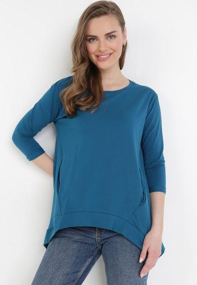 Niebieska Bluza Mathymes