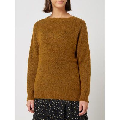 MOSS COPENHAGEN Sweter z moherem