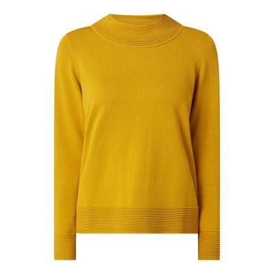 Esprit Sweter z mieszanki bawełny