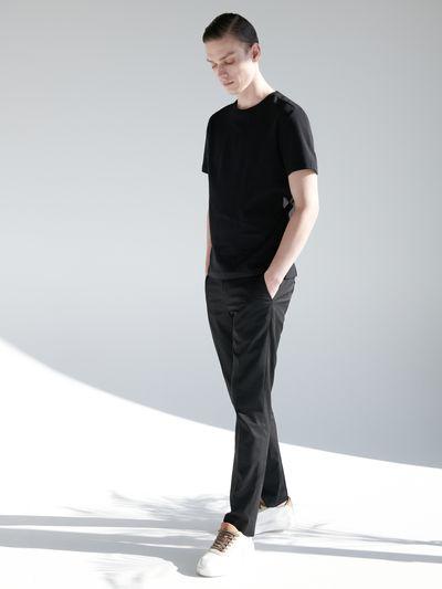 T-shirt basic - Czarny