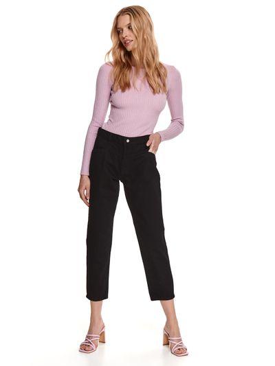 Spodnie jeansowe o luźnym kroju