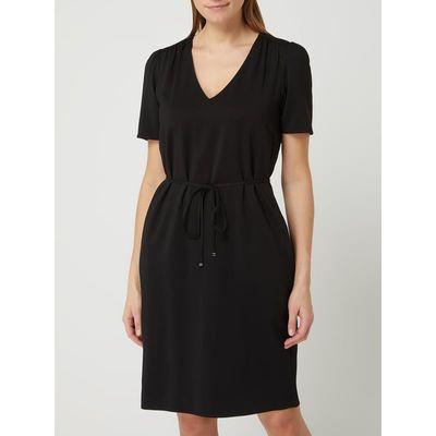 s.Oliver BLACK LABEL Sukienka z paskiem w talii