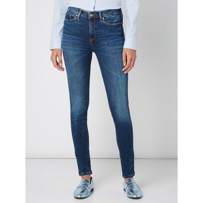 Tommy Hilfiger Jeansy o kroju jegging fit z naszywką z logo