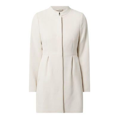 Esprit Collection Płaszcz żakietowy ze stójką