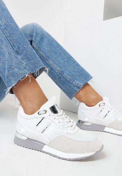 Białe Sneakersy Isilynor