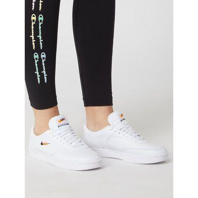 Nike Sneakersy ze skóry model 'Court Vintage'