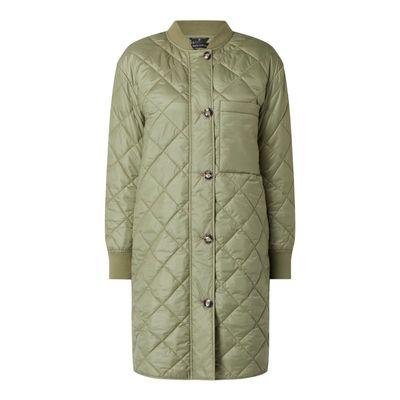 Marc O'Polo Płaszcz pikowany z ociepleniem Thermore® Ecodown®