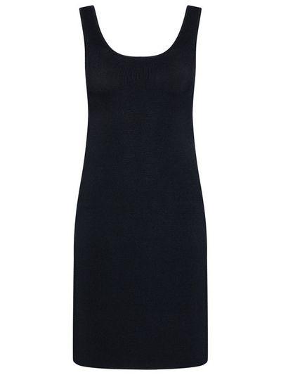Guess Sukienka codzienna W1GK85 Z2U00 Czarny Slim Fit