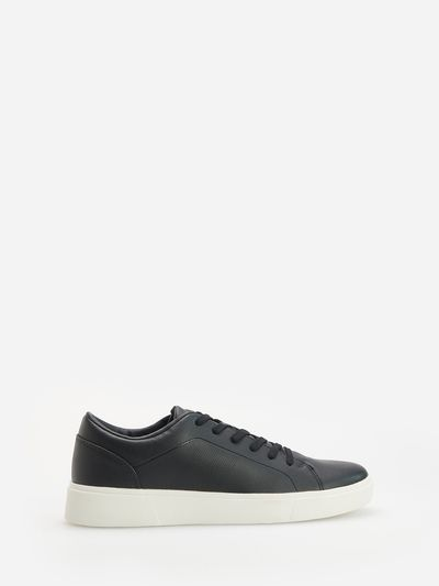 Klasyczne sneakersy - Czarny