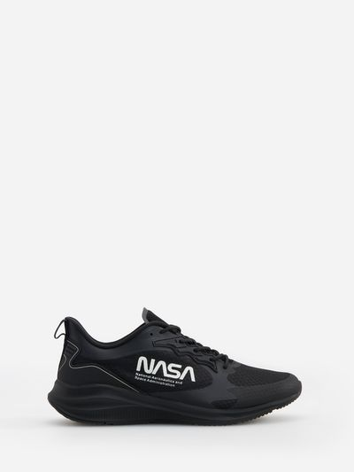 Sneakersy Nasa - Czarny