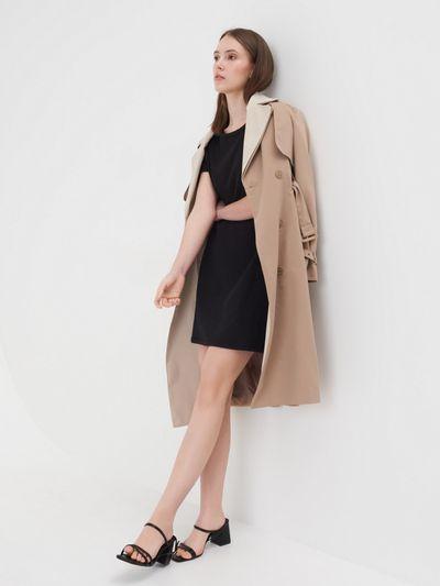 Sukienka mini - Czarny