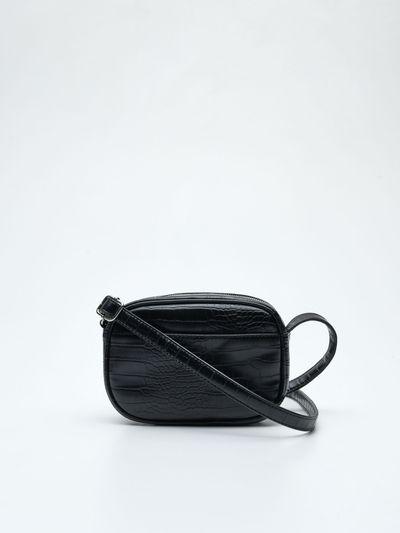 Mała torebka na ramię - Czarny